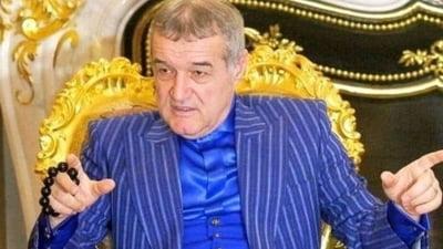Gigi Becali a încălcat înțelegerea cu Edi Iordănescu. Patronul FCSB a criticat fotbaliștii la TV după egalul cu Sepsi