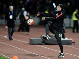Gigi Becali a anuntat numele antrenorului cu care negociaza: E de acord cu propunerea mea