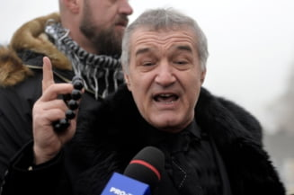 Gigi Becali a criticat trei jucatori dupa victoria cu Gaz Metan Medias