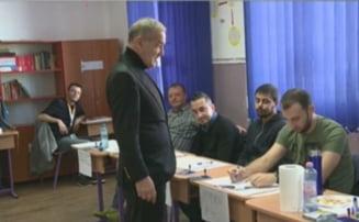 Gigi Becali a votat la referendum, desi nu are dreptul: Stiu ca am voie pentru ca am inteligenta!