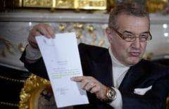 Gigi Becali anunta ca va dona 50 de milioane de euro