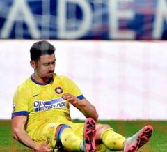 Gigi Becali anunta plecarea lui Marica de la Steaua