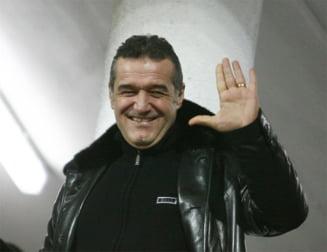 Gigi Becali clarifica situatia lui Ilie Stan la Steaua