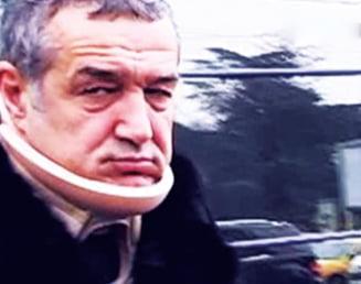 Gigi Becali face dezvaluiri: Am stat cu gulerul la gat ca sa impresionez judecatorul