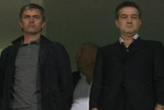 Gigi Becali i-a transmis din inchisoare un mesaj lui Mourinho: Sa nu cumva...