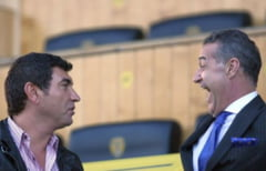 Gigi Becali il ridiculizeaza pe Borcea: E cel mai idiot om!