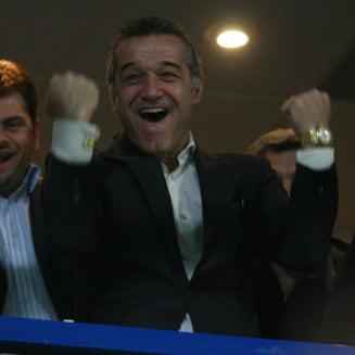Gigi Becali isi umileste rivalii. Iata ce spune despre Dinamo si Rapid