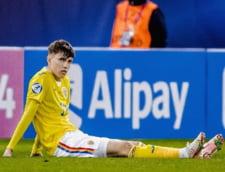 Gigi Becali l-a botezat si l-a convertit la ortodoxism pe fotbalistul de 18 ani de la FCSB, Octavian Popescu. Jucatorul are oferta de 13 milioane de euro de la Juventus