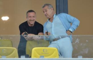 Gigi Becali l-a pus la punct pe Mihai Stoica, dupa ce a criticat-o pe Gabriela Firea: Nu te iei de fina mea!
