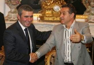 Gigi Becali pregateste revenirea lui Hagi la Steaua