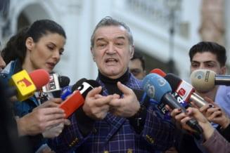 Gigi Becali s-a sucit din nou la DNA: Imi mentin declaratiile pentru ca sunt ale mele!