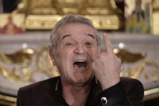 Gigi Becali se gandeste la varianta Walter Zenga, in locul lui Nicolae Dica - surse
