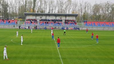 Gigi Becali si Armata au dat-o la pace. Egal in Liga 3, intre Steaua si FCSB