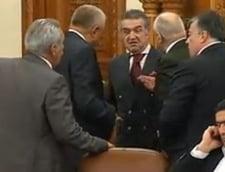 Gigi Becali si Aurel Nechita si-au pierdut locurile de deputati (Video)