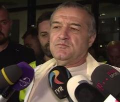 Gigi Becali vrea sa ia o masura radicala inaintea derbiului cu CFR Cluj