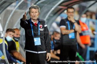 """Gigi Multescu a rabufnit dupa victoria lui Dinamo: """"Nici daca eram pedepsiti la ocna pentru vini foarte grave nu se intampla asa"""""""