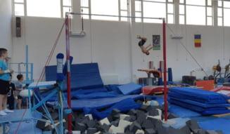 Gimnastii de la CSS Resita si-au reluat activitatea