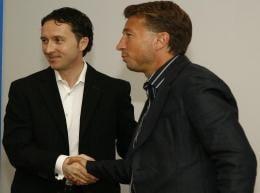 Giovanni Becali vrea cuplul Mihai Stoica-Dan Petrescu la Steaua