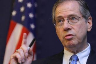 Gitenstein: Vrem o Romanie puternica si cu o economie solida, e in interesul SUA