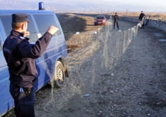 Giurgeni - sub asediul politistilor