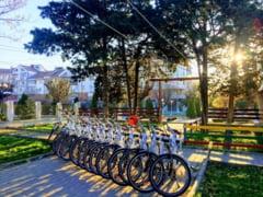 Giurgiuvenii vor putea sa testeze bicicletele electrice
