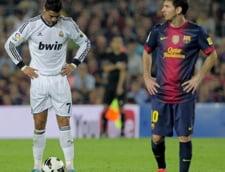 Gluma zilei dupa infrangerile la scor suferite de Barcelona si Real Madrid