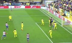 Gol anulat in Spania, dupa o faza rar intalnita. Ce s-a intamplat pe terenul lui Villarreal (Video)