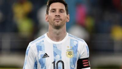 Gol de kinograma reusit de Messi pentru nationala Argentinei, la Copa America VIDEO