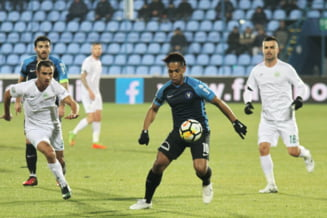 Gol fabulos marcat de Eric in Qatar in duelul cu marele Sneijder (Video)
