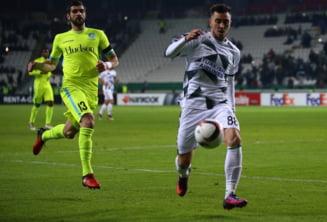 Gol marcat de un roman in campionatul din Turcia (Video)
