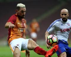 Gol pentru un fost fundas al Stelei in campionatul din Turcia (Video)