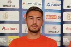 Golgeterul Ligii 1 Gabriel Iancu, capitanul FC Viitorul Constanta, inclus in echipa etapei