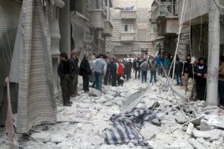 Goliti Bostonul si infometati Moscova - asa puteti intelege o parte din iadul sirian