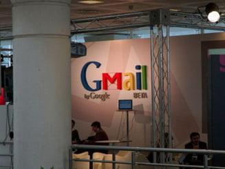 Google, acuzat ca spioneaza utilizatorii de Gmail
