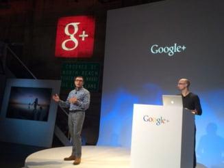 Google+ creste intr-o luna cat altii intr-un an