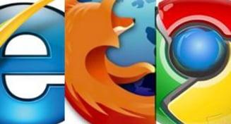 Google Chrome - scadere procentuala la sfarsitul lui ianuarie