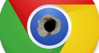 Google Chrome a fost doborat de un student rus