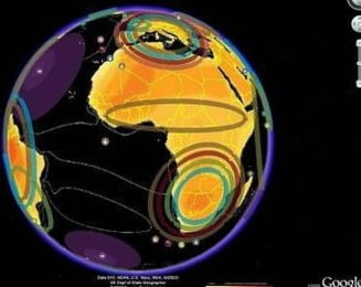 Google Earth a lansat harta interactiva a schimbarilor climatice (Video)