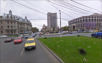 Google Street View s-a lansat si in Romania