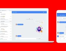 """Google a anuntat planul de a """"ucide"""" SMS-ul si Facebook Messenger"""