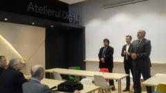 Google a inaugurat primul Atelier Digital din Romania la Facultatea de Management in Productie si Transporturi Timisoara