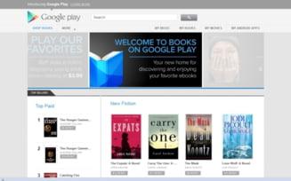 Google a lansat in Romania o noua functie: Poti cumpara si citi carti online