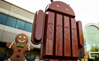 Google a lansat sistemul Android KitKat
