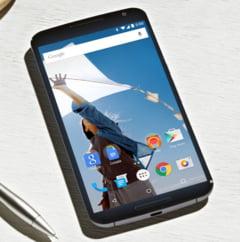 Google a lansat un smartphone gigant, Nexus 6, si tableta Nexus 9