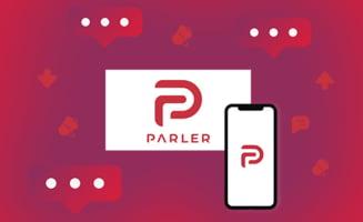 Google a suspendat reteaua de socializare Parler, populara printre sustinatorii lui Trump, din magazinul sau de aplicatii