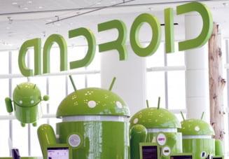 Google domina piata smartphone-urilor: Apple e in scadere, iar Microsoft si-a dublat cota de piata