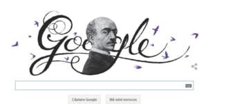 Google il omagiaza pe Vasile Alecsandri
