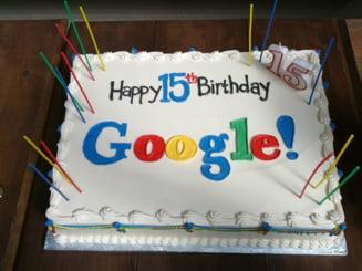Google implineste 15 ani: Ce modificari uriase aduce motorului de cautare