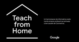 Google lanseaza o platforma dedicata invatarii la distanta in Romania