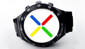 Google patenteaza un ceas inteligent